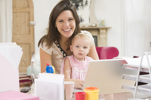work-from-home-jobs-for-moms-child